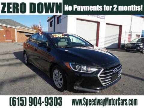 2017 Hyundai Elantra for sale at Speedway Motors in Murfreesboro TN