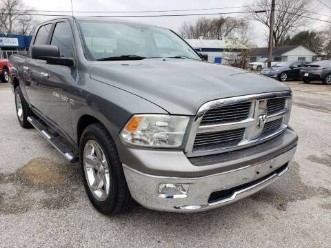 2012 RAM Ram Pickup 1500 for sale at PREMIER MOTORS OF PEARLAND in Pearland TX