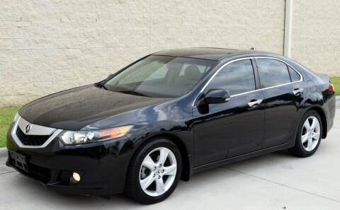 2010 Acura TSX for sale at Raleigh Auto Inc. in Raleigh NC