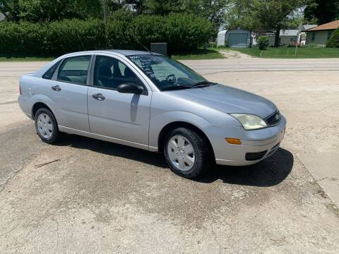 2007 Ford Focus for sale at GREENFIELD AUTO SALES in Greenfield IA