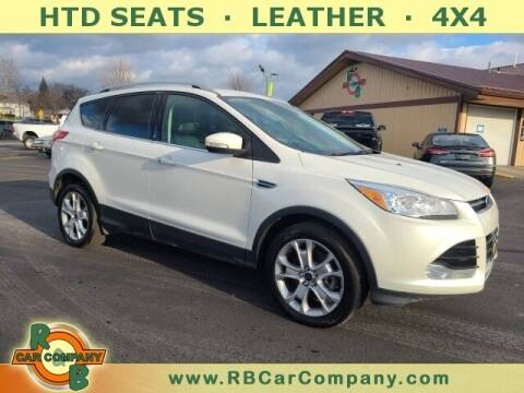 2016 Ford Escape for sale at R & B Car Company in South Bend IN