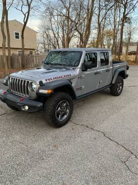 2020 Jeep Gladiator for sale at Long Island Exotics in Holbrook NY