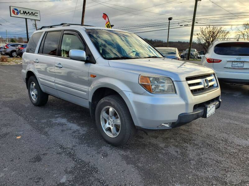 2008 Honda Pilot for sale at AFFORDABLE IMPORTS in New Hampton NY
