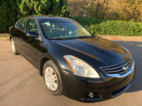 2010 Nissan Altima for sale at CarWay in Memphis TN