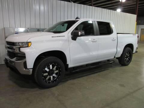 2019 Chevrolet Silverado 1500 for sale at Flaherty's Hi-Tech Motorwerks in Albert Lea MN