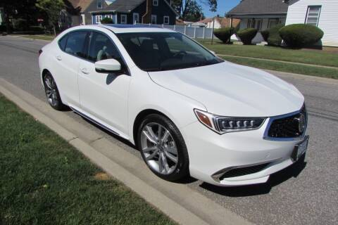 2019 Acura TLX for sale at First Choice Automobile in Uniondale NY