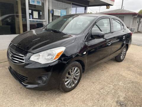 2018 Mitsubishi Mirage G4 for sale at Pary's Auto Sales in Garland TX