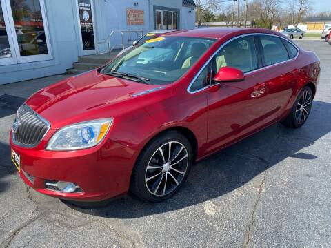 2016 Buick Verano for sale at Huggins Auto Sales in Ottawa OH