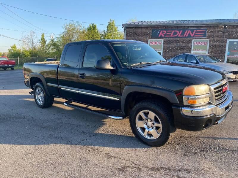 2004 GMC Sierra 1500 for sale at Redline Motorplex,LLC in Gallatin TN