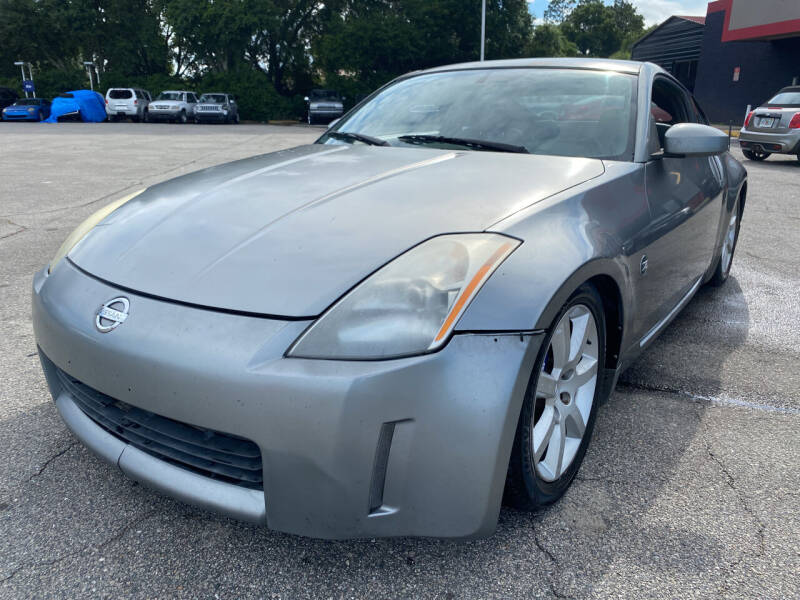 2003 Nissan 350Z for sale at Capital City Imports in Tallahassee FL