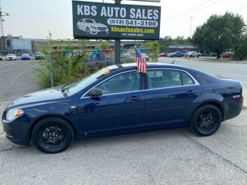 2008 Chevrolet Malibu for sale at KBS Auto Sales in Cincinnati OH