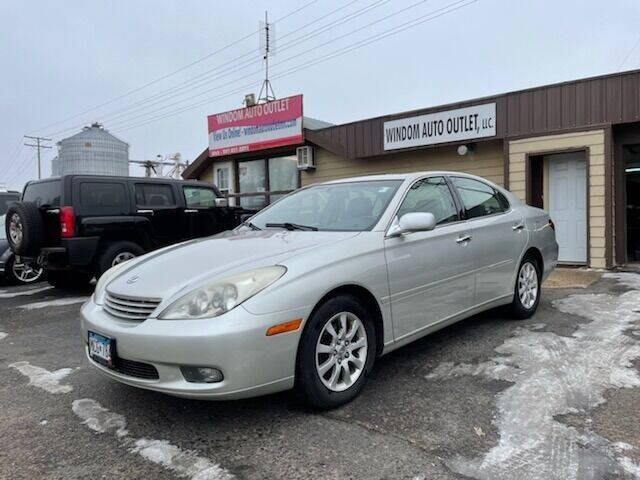 2004 Lexus ES 330 for sale at WINDOM AUTO OUTLET LLC in Windom MN
