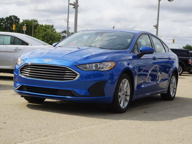 2019 Ford Fusion Hybrid for sale in Roseville, MI