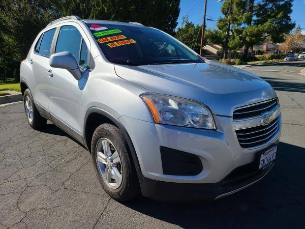 2015 Chevrolet Trax for sale at CAR CITY SALES in La Crescenta CA