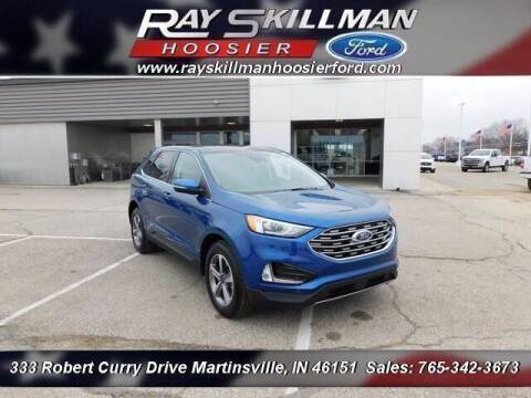 2020 Ford Edge for sale at Ray Skillman Hoosier Ford in Martinsville IN