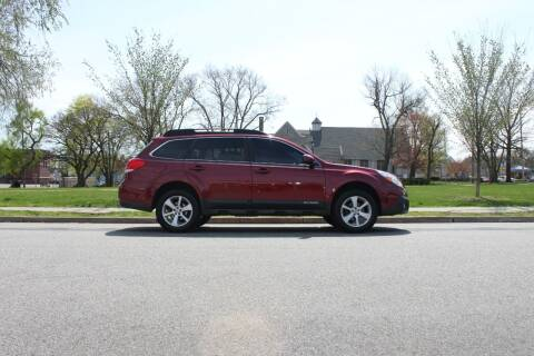2014 Subaru Outback for sale at Lexington Auto Club in Clifton NJ