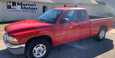 2001 Dodge Dakota for sale at Mama's Motors in Greer SC