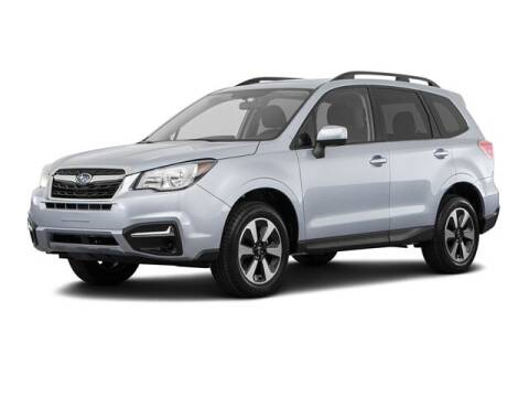 2018 Subaru Forester for sale at BELKNAP SUBARU in Tilton NH