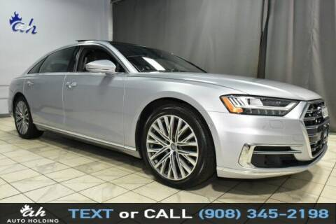 2019 Audi A8 L for sale at AUTO HOLDING in Hillside NJ