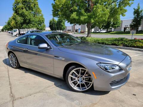 2012 BMW 6 Series for sale at 7 Auto Group in Anaheim CA