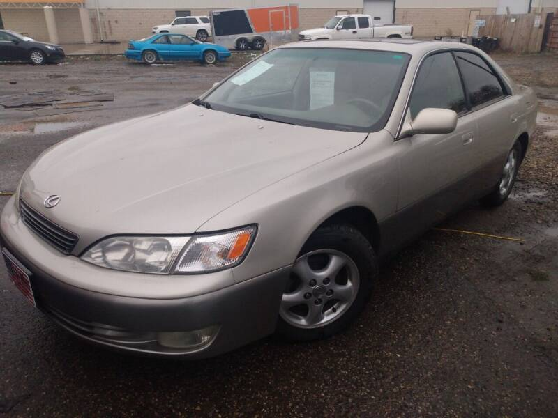 1998 Lexus ES 300 for sale at L & J Motors in Mandan ND