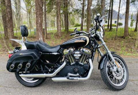 2008 Harley-Davidson® XL 1200R - Sportster® 120 for sale at Street Track n Trail in Conneaut Lake PA
