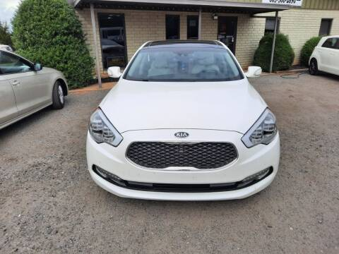 2015 Kia K900 for sale at IDEAL IMPORTS WEST in Rock Hill SC
