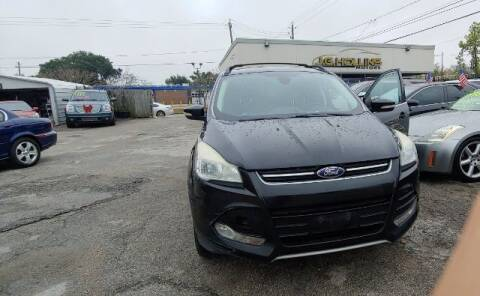 2013 Ford Escape for sale at J.G. Hollins Motors in Houston TX