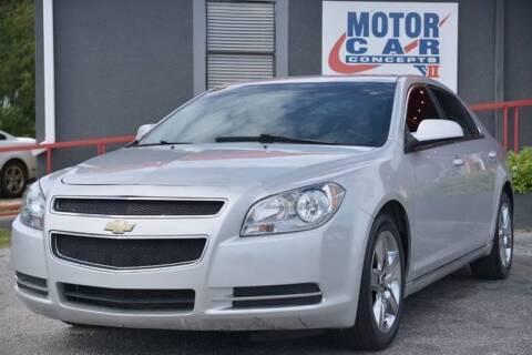 2010 Chevrolet Malibu for sale at Motor Car Concepts II - Apopka Location in Apopka FL