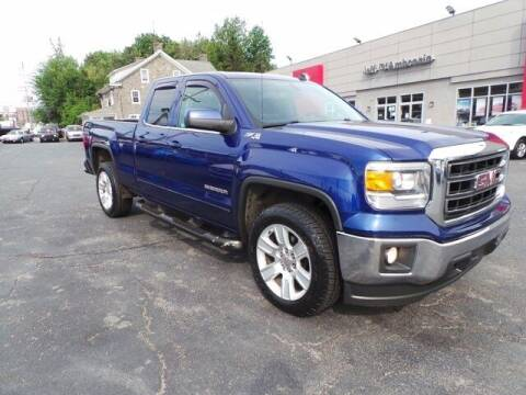 2014 GMC Sierra 1500 for sale at Jeff D'Ambrosio Auto Group in Downingtown PA