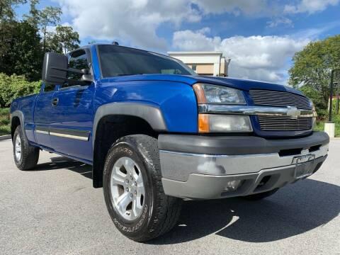 2004 Chevrolet Silverado 1500 for sale at Auto Warehouse in Poughkeepsie NY