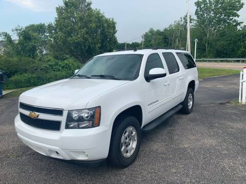 2014 Chevrolet Suburban for sale at Lux Car Sales in South Easton MA