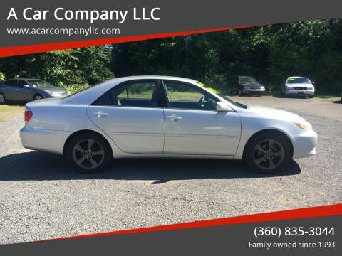 2006 Toyota Camry for sale at A Car Company LLC in Washougal WA