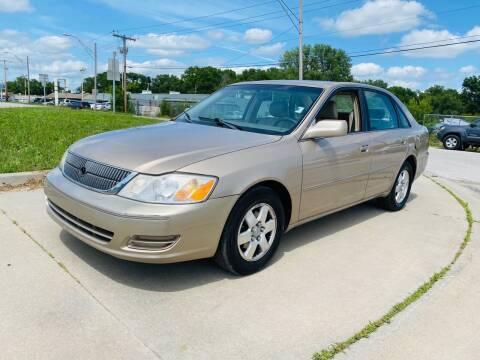 2001 Toyota Avalon for sale at Xtreme Auto Mart LLC in Kansas City MO