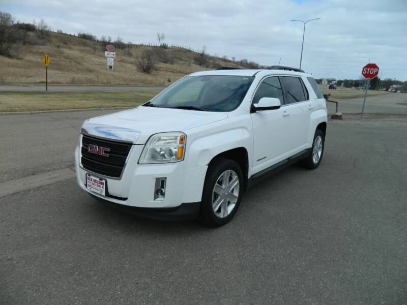 2011 GMC Terrain for sale at Dick Nelson Sales & Leasing in Valley City ND