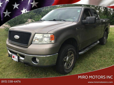 2006 Ford F-150 for sale at Miro Motors INC in Woodstock IL