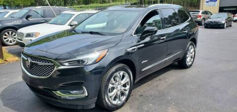 2018 Buick Enclave for sale at GA Auto IMPORTS  LLC in Buford GA