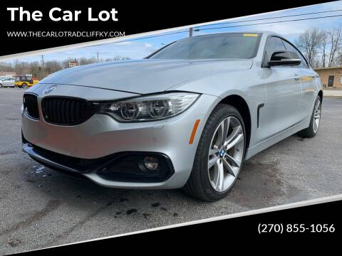 2015 BMW 4 Series for sale at The Car Lot in Radcliff KY