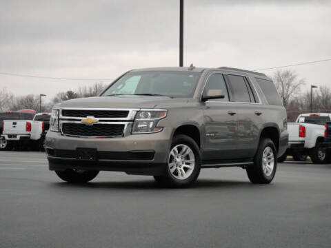 2018 Chevrolet Tahoe for sale at Jack Schmitt Chevrolet Wood River in Wood River IL