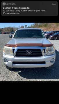 2005 Toyota Tacoma for sale at Worldwide Auto Sales in Fall River MA