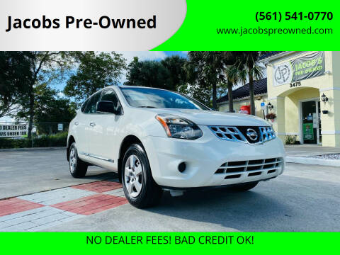 2015 Nissan Rogue Select for sale at Jacobs Pre-Owned in Lake Worth FL