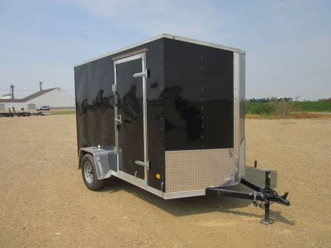 2021 MTI MDLX6X10SA for sale at Nore's Auto & Trailer Sales - Enclosed Trailers in Kenmare ND