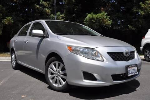 2010 Toyota Corolla for sale at AMC Auto Sales Inc in San Jose CA