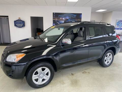 2011 Toyota RAV4 for sale at Used Car Outlet in Bloomington IL