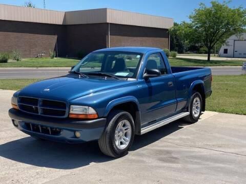 2002 Dodge Dakota for sale at Rolling Wheels LLC in Hesston KS