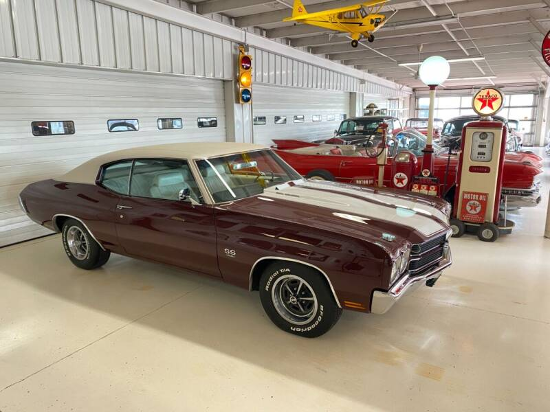 1970 Chevrolet Chevelle for sale in Columbus, OH