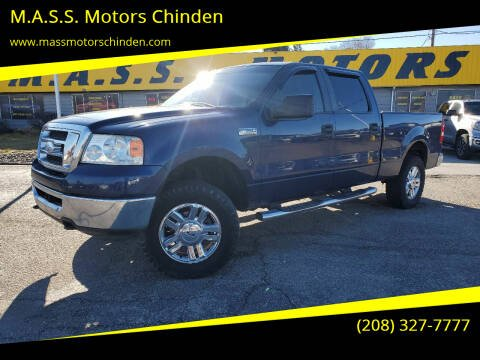 2008 Ford F-150 for sale at M.A.S.S. Motors Chinden in Garden City ID