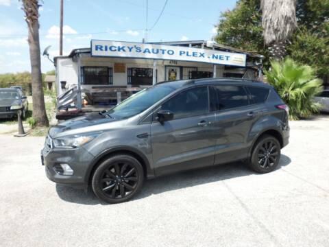 2017 Ford Escape for sale at RICKY'S AUTOPLEX in San Antonio TX