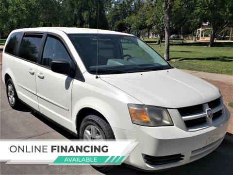 2010 Dodge Grand Caravan for sale at Fiesta Motors Inc in Las Cruces NM