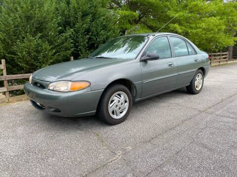 1998 Ford Escort for sale at Front Porch Motors Inc. in Conyers GA